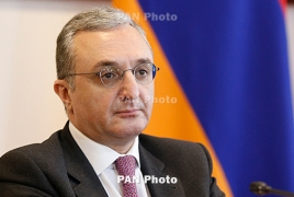 Armenian Foreign Minister meets OSCE Minsk Group co-chairs