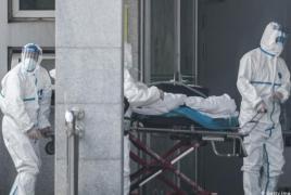 Կորոնավիրուսը Չինաստանում վարակվածների քանակով գերազանցել է ատիպիկ թոքաբորբը