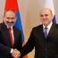 Փաշինյանը՝ Միշուստինին. Հուսով եմ՝ կպաշտպանեք տնտեսական դինամիկան, որը կա ՀՀ-ում
