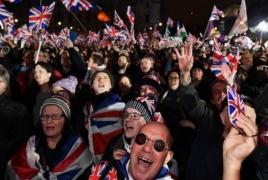 Մեծ Բրիտանիան պաշտոնապես դուրս է եկել Եվրամիությունից