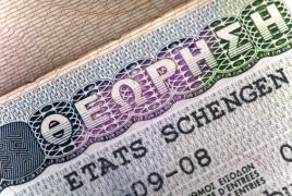 Schengen visa fees won't change for Armenians
