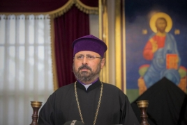 Patriarch: Armenian population of Turkey dwindling rapidly