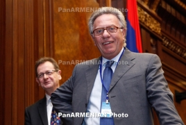 Venice Commission chief weighs in on conflict with Armenia top court