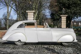Car designed by Armenian tycoon Gulbenkian set to fetch $40,000