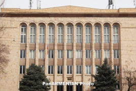 Ruling party wants law terminating powers of Armenia top court judges