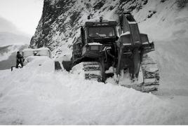 Гражданка Армении попала в ДТП из-за лавины на грузинской границе