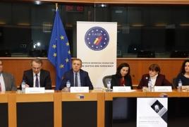 Anti-Armenian pogroms of Baku discussed in European Parliament