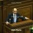 Марукян не исключает возможность обращения в КС по вопросу поправок в конституцию