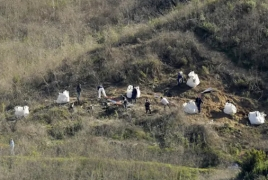 Investigators: No sign of engine failure in Kobe Bryant helicopter crash