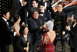 «Оскар -2020»: Главный приз получили «Паразиты»