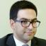 Armenian Justice Minister, Venice Commission chief discuss referendum