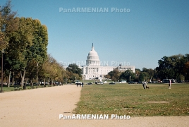 U.S. Representatives rally for Artsakh aid in Capitol Hill