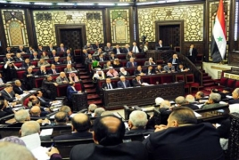 Syrian Parliament unanimously recognizes Armenian Genocide