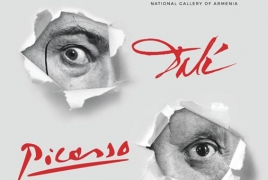 Armenian National Gallery introducing rare Dali, Picasso exhibit