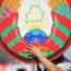 Բելառուսի զինանշանին եղած գլոբուսը «կպտտեն», որ ՌԴ փոխարեն Եվրոպան երևա