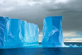Antarctica hits record temperature of over 20.75C