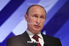Putin rules out same-sex marriage in Russia