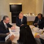 Armenia FM, Arab League chief talk humanitarian situation in Syria