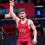 Armenian freestyle wrestler claims bronze at European Championships