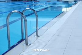 Armenian divers win synchro silver at FINA Grand Prix