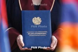 В Армении стартовала агиткампания к референдуму по поправкам в Конституцию