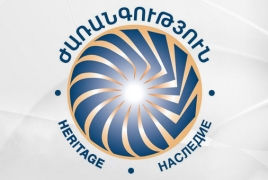 "Heritage expects ""partial, illegitimate results"" from Armenia referendum"