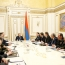 Armenia PM holds consultations over recent deaths in Armenian army
