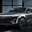Cadillac set to unveil its first all-electric vehicle in April