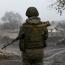 Украина сообщила об эскалации на линии разграничения в Донбассе