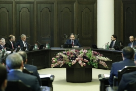"""Armenia PM wants """"at least 25 Olympic medals"""" by 2050"""