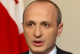 Экс-премьер Грузии вышел из тюрьмы: Он обещает смену власти в стране