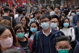 В Китае от коронавируса умерли 2345 человек: Более 76,000 - заражены