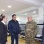 ՀՀ ՄԻՊ-ն այցելել է ՊԲ զորամասեր և առանձին զրուցել զինվորների հետ