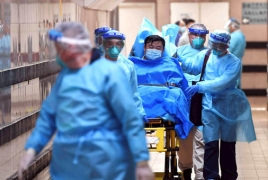 China coronavirus death toll rises above 2500