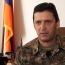 Джалал Арутюнян назначен командующим Армией обороны НКР