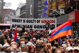 Times Square Armenian Genocide commemoration set for April 26
