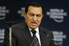 Former Egyptian President Hosni Mubarak dies aged 91