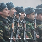 Coronavirus: Armenia bans military leave, family visits to army