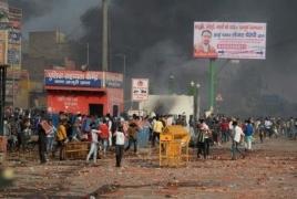 В результате погромoв в мусульманских районах в Индии погибли 18 человек
