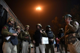 Sporadic violence leaves more than 30 dead in Delhi