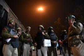 Sporadic violence leaves more than 30 dead in Delhi