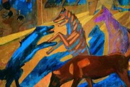 Известная картина Мартироса Сарьяна отреставрирована