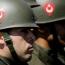 Սիրիայում թուրք զինծառայող է զոհվել, 2-ը՝ վիրավորվել