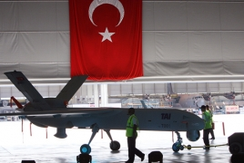 Turkey deploys killer drone swarms to strike Syrian forces