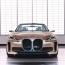 BMW продемонстрировала футуристический электромобиль i4 EV