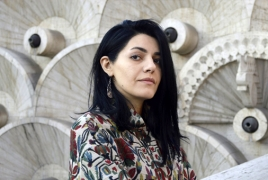 Armenian journalist to receive Int'l Women of Courage Award