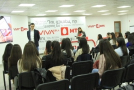 Viva-MTS hosts VivaStart, ITStart programs' graduation ceremony