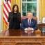 Кардашьян посетила Белый дом вместе с освобожденными ее усилиями заключенными
