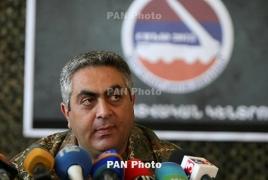Армения впервые задействует истребители Су-30СМ в учениях