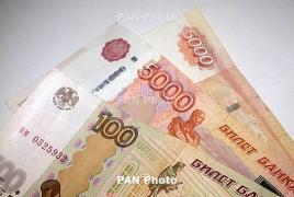 Russian ruble plummets after oil pact breakdown